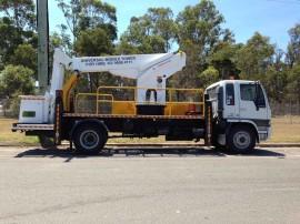 15 Metre RG boom  truck