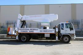 18 Metre Boom Truck