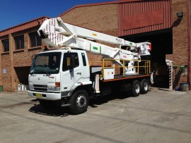 23 Metre Cherry Picker