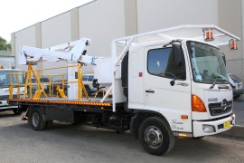 14 Metre Versalift Cherry Picker